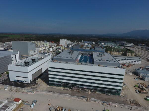 LOC37P Laboratory & Office Complex Penzberg
